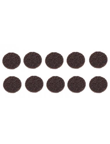 Disques de ponçage à grain 80 Ø 26,7mm, 10 pcs