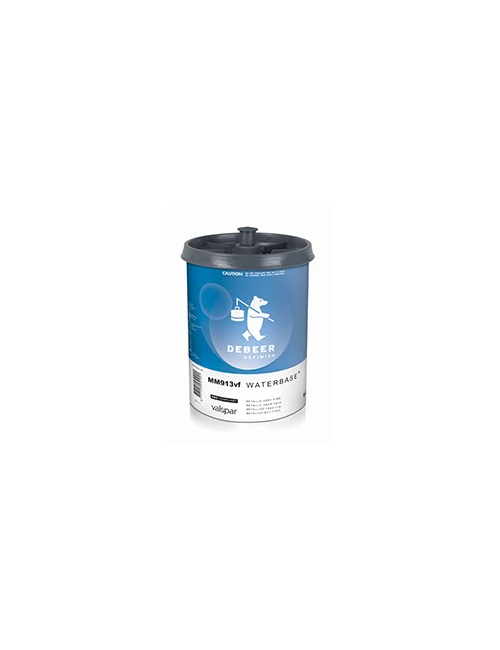 Waterbase Série 900 Blanc Transparent 901 1L