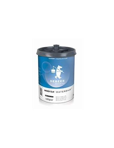 Waterbase Serie 900 Rouge BRILLANT 1L MM938