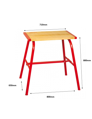 Table sanitaire