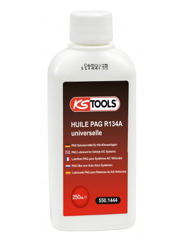 Huile PAG R134A universelle, 250 ml