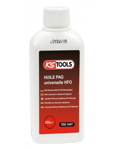 Huile PAG universelle HFO, 250 ml