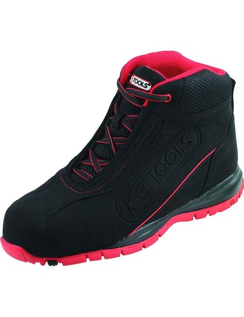 Chaussures de sécurité - Modèle casual indoor montante T37