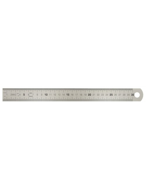 Reglets semi-rigide en inox, L.500 mm