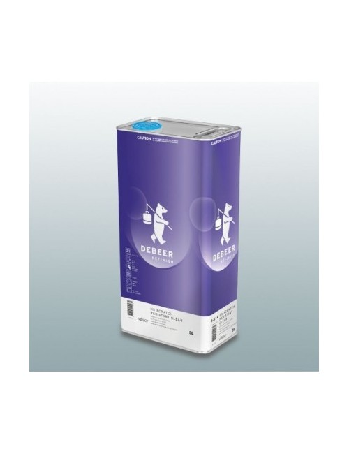 5L Vernis Air Dry Debeer 5L  (3 : 1 + 5% UNI Thinner)