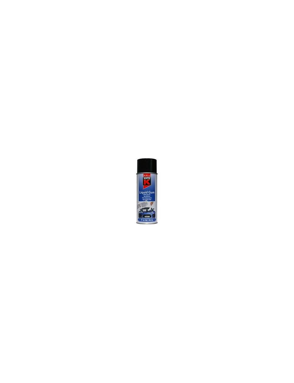 Aérosol Liquid Gum 400ml NOIR
