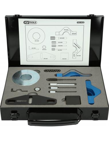 Jeu d'outils de calage moteur Ford Essence1.0 TDi, 9 pcs