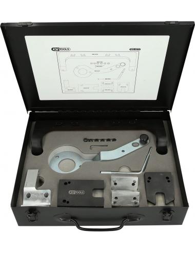 Jeu d'outils de calage moteur BMW-Mini Essence 1.2, 1.5, 2.0, 3,0, 17