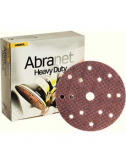 25 ABRANET HEAVY DUTY DIAM 150 15 Trous gr80