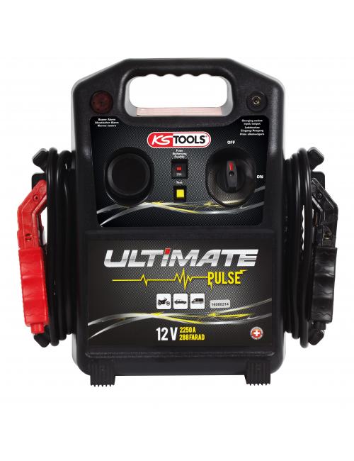 Booster de démarrage à condensateur 12V - 720 A