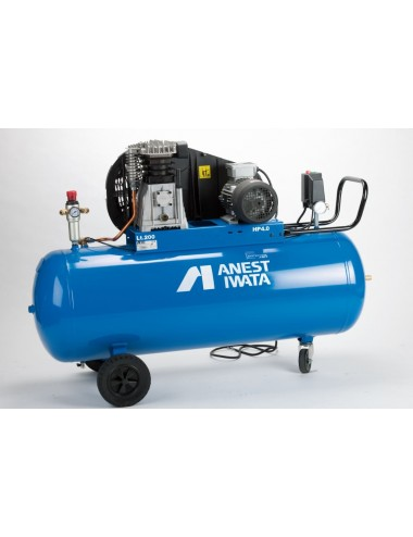 Compresseur d'Air à Piston 3CV/100L IWATA
