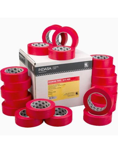 Carton de 36 rouleaux MTE RED 24mmx50m