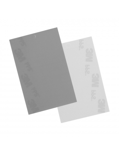 3M PPS™Color Match Film Gris Moyen (le pack de 25 films)