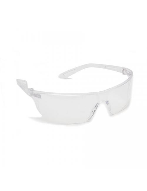 lunettes LIGHTLUX polycarb. incolore anti rayure