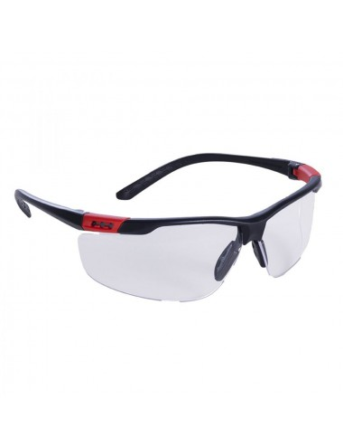 Lunettes de protection THUNDERLUX polycarb. incolore anti-rayure