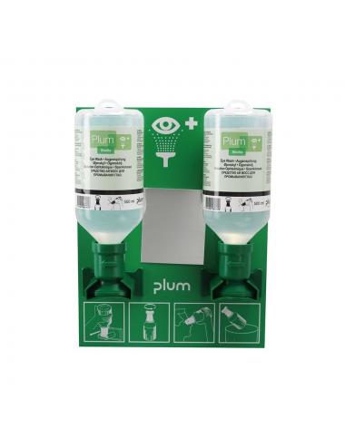 Coffret PLUM lave-oeil 500ml et pH 200ml 4787