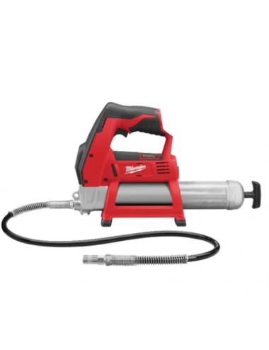 Pompe à graisse MILWAUKEE 12V, sans batterie