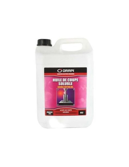 ORACOUP 252 Jerrican 5 l Huile coupe soluble