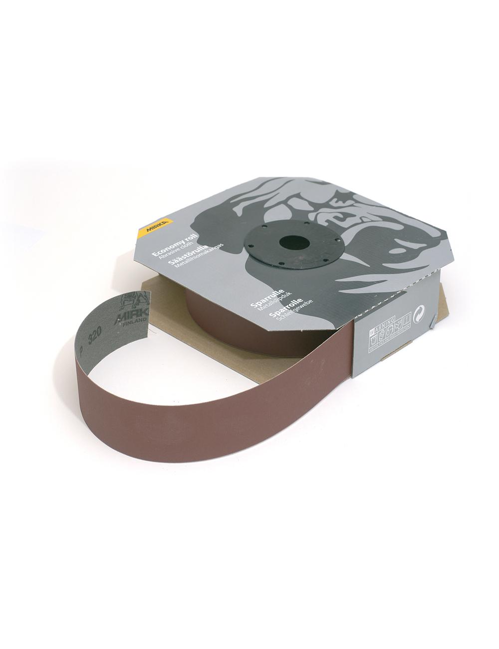 Rouleau toile Alox  100 mm x 50M G 150