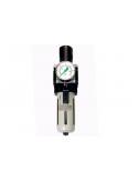 Ens.Filtre 25µ+Régulateur Modulaire112 Industrie