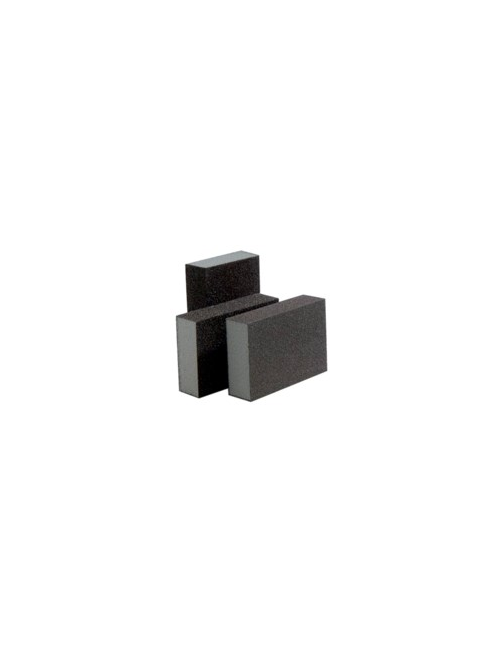"""Eponge Abrasives 100x70x28 mm """" Fin"""" G100"""