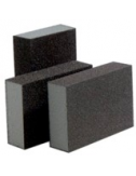"Eponge Abrasives 100x70x28 mm "" Medium"" G60"