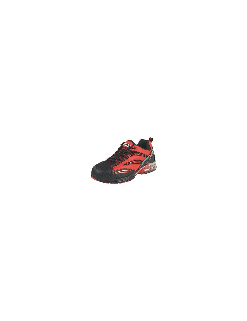 Chaussures de sécurité - Modèle coussin d'air rouge T38
