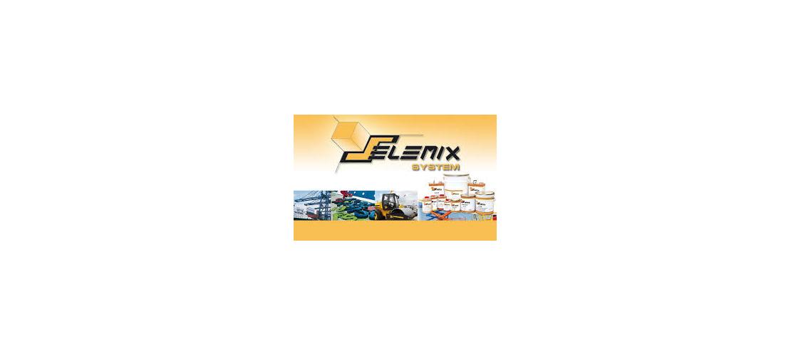 Selemix system peinture solvantée