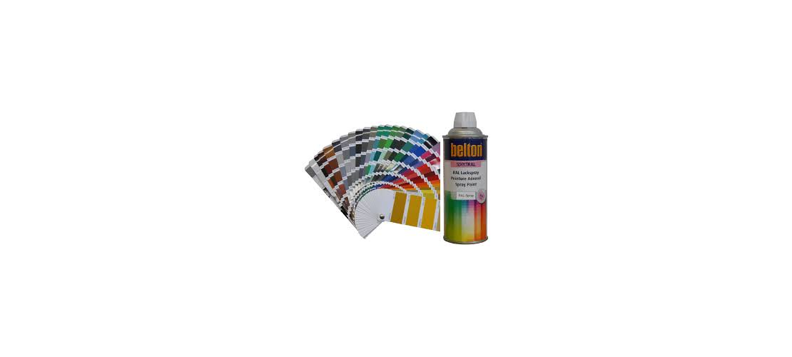 Peinture aérosol Ral Belton 400ml