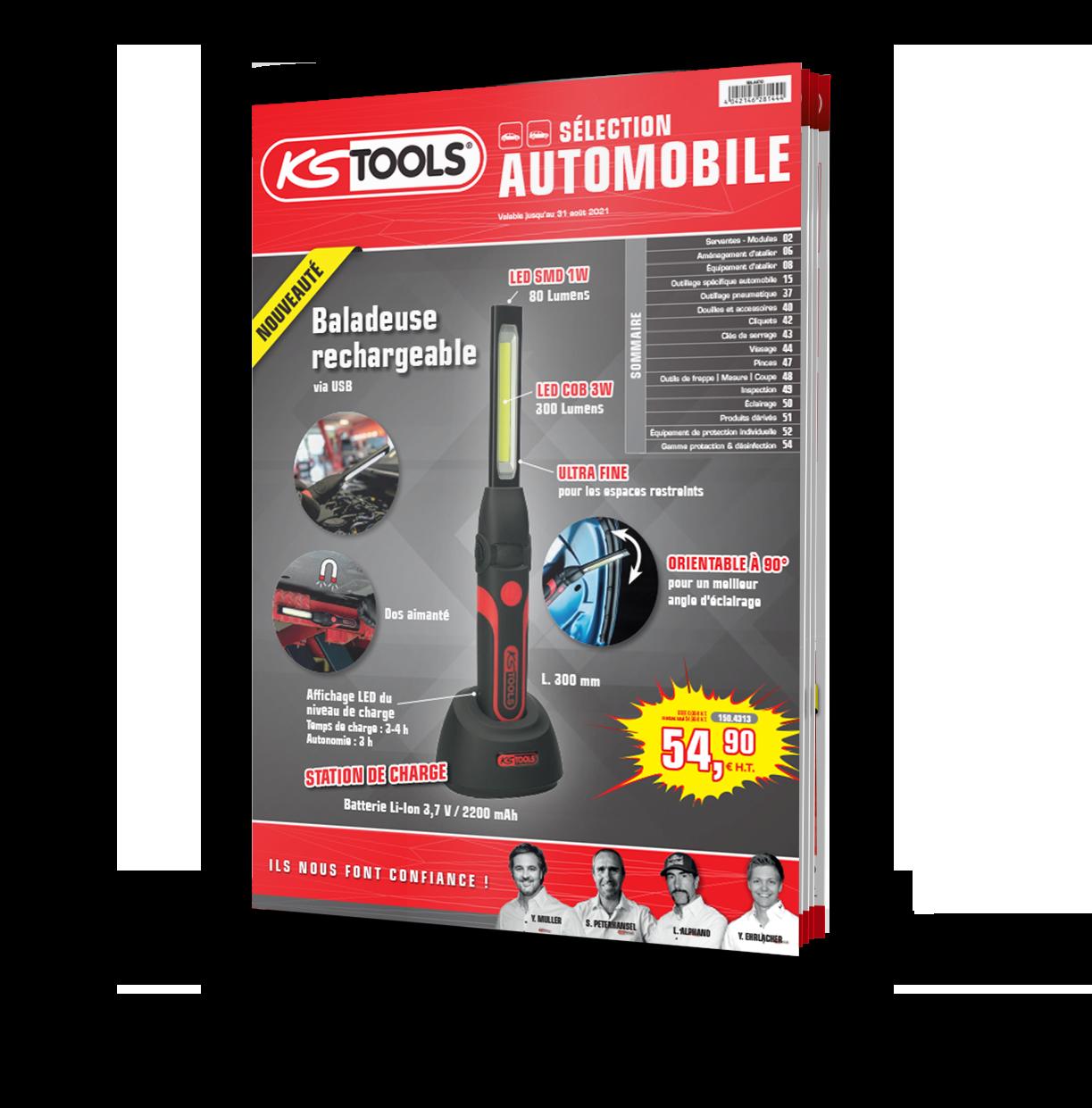 sélection ks tools automobile 2021